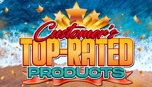 Customer's Top-Rated Products