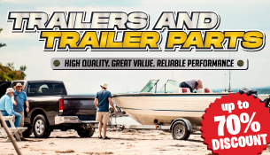 Trailers and Trailer Parts